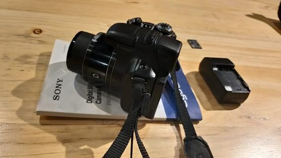 Câmera Sony Cyber Shot Hx1 Estado De Nova