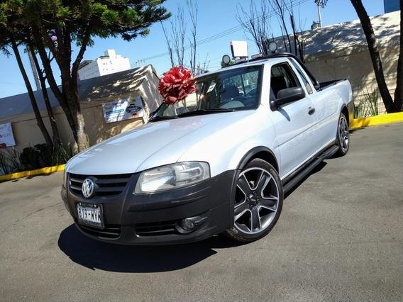 Volkswagen Pointer Pick-up 1.6 Crossover Mt 2009