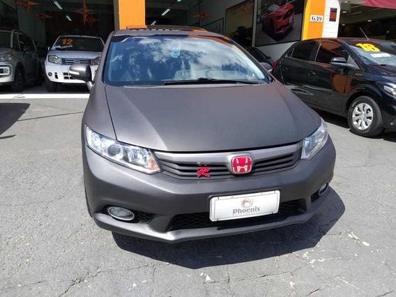 Honda Civic Sed.exs-at 1.8 16v(new)(tip.)(flex) 4p