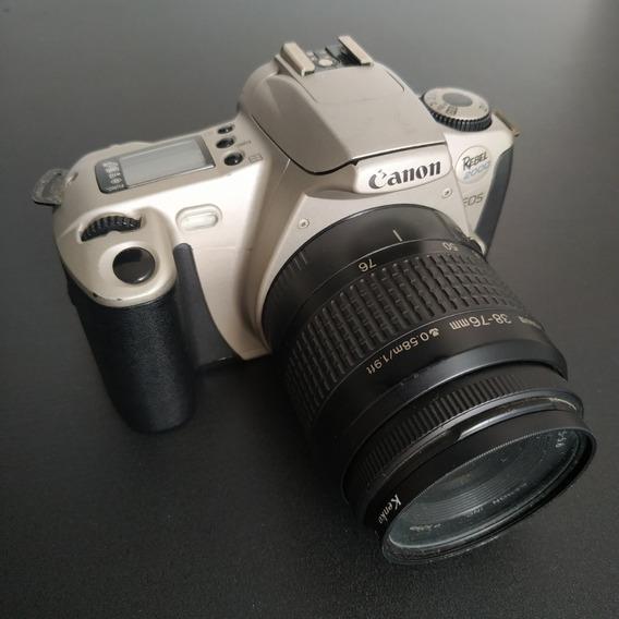 Câmera Analógica Canon Eos Rebel 2000
