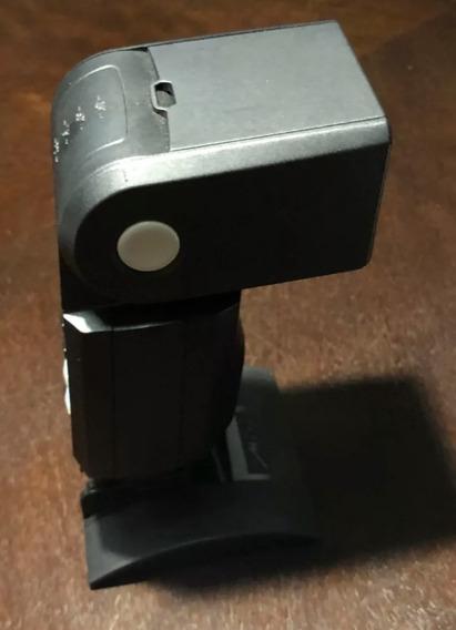 Flash Metz Mecablitz 58 Af-2 Para Canon Como Novo!
