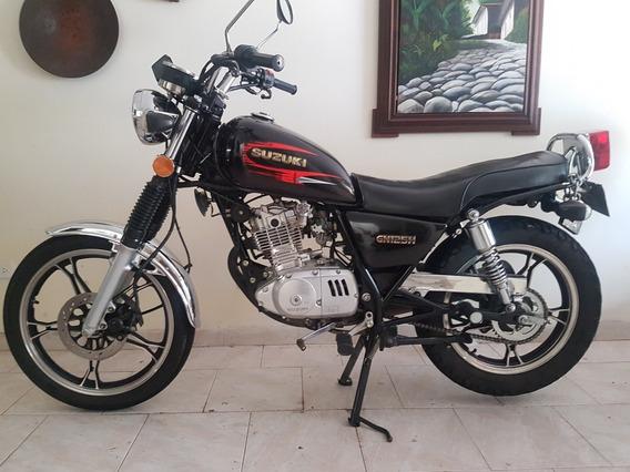 Moto Susuki 125cc