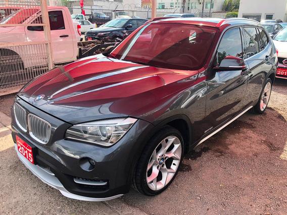 Bmw X1 20i X Line Aut 2.0t 2015 Iva Credito Recibo Auto Fina