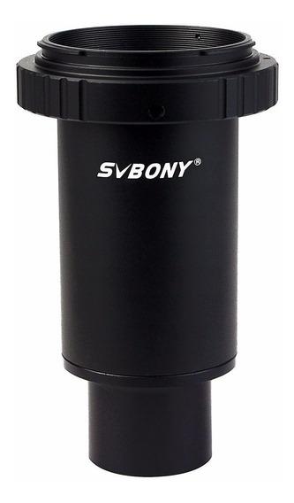 Tubo De Extensão Nikon M42 Rosca T-mount Adaptador + Anel T2