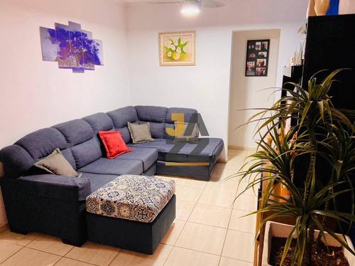Imagem 1 de 30 de Casa Harmoniosa Com 3 Dormitórios À Venda, 180 M² Por R$ 470.000 - Jardim Itapuã - Valinhos/sp - Ca13898