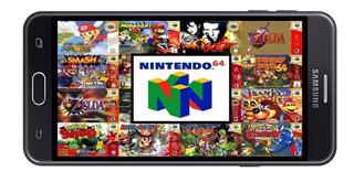 Colección De Juegos De Nintendo 64 Para Tu Pc Y Android (: