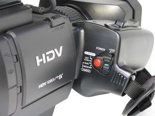 Videocamara Profesional Sony Hdv 1080i/minidv Hvr-hd1000n