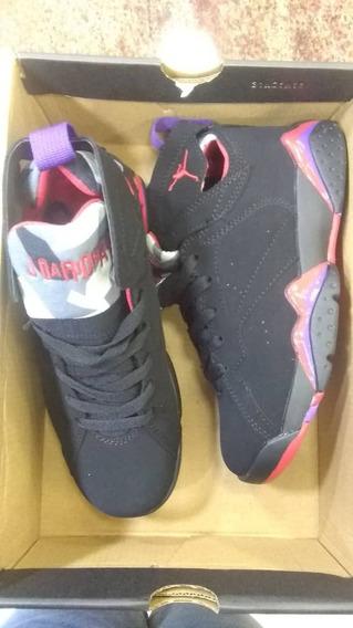 Zapatos Nike Jordan 7 Damas/caballeros 36 A La 45