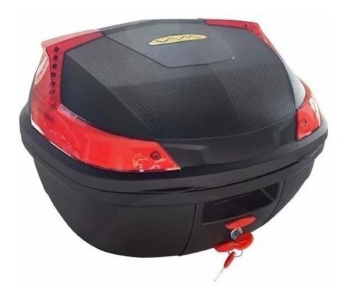 Baul Porta Objetos 47 Litros P/ 2 Casco Envio Freeway Motos