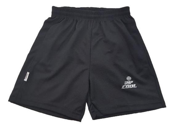 Short Deportivo Niños Dry Fit Ideal Deportes Talles 4 Al 16