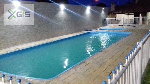 Imagem 1 de 20 de Chácara Com 3 Dormitórios À Venda, 1400 M² Por R$ 790.000,00 - Residencial São Thomaz 2 - São José Do Rio Preto/sp - Ch0082