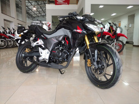Honda Cb 190r 2018 0km Hasta Final De Stock Financiacion