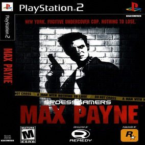 Max Payne 1 Ps2 Desbloqueado Patch