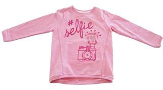 Buzo Infantil Marca Pampero Modelo Selfie Cod 911139009