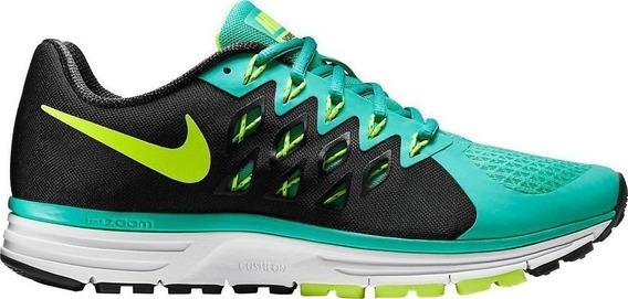 Tênis Nike Zoom Vomero 9 Corrida Running Verde Original