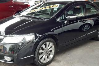 Civic New Civic Lxl 1.8 I-vtec (couro) (aut) (flex)
