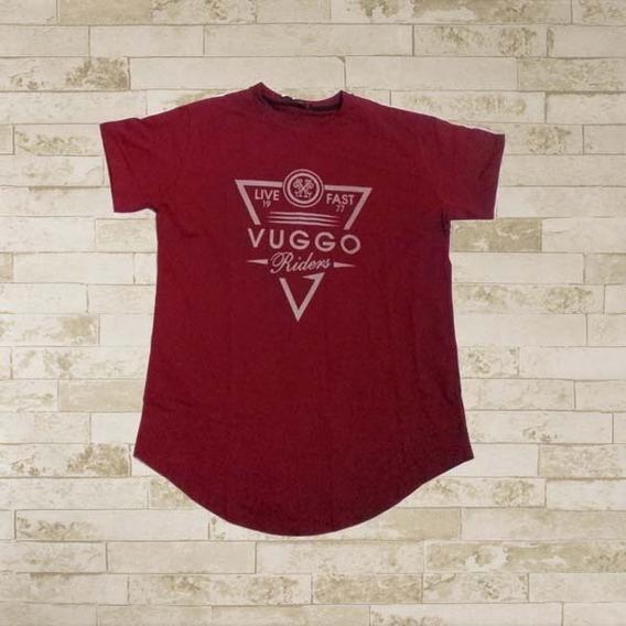 Camiseta Vugo (m) Vinho