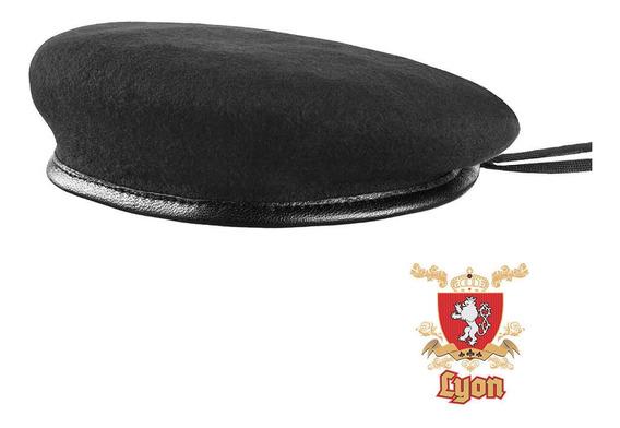 Boina Francesa Militar Invictus Lyon Original