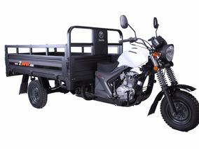 Zanella Z Max 200 Z4 Tricargo Utilitario Carga Triciclo Moto