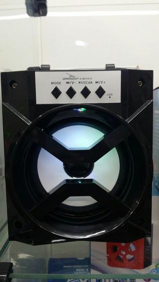 Caixa De Som Completa Com Bluetooth