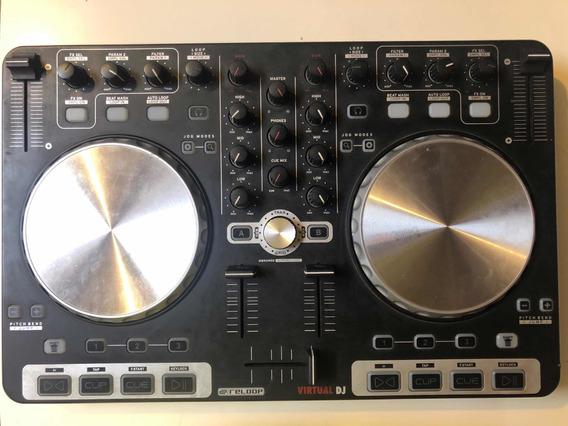 Consola Virtual Dj- Reloop Beatmix