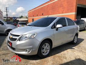 Chevrolet Sail Ltz 1.4 2014