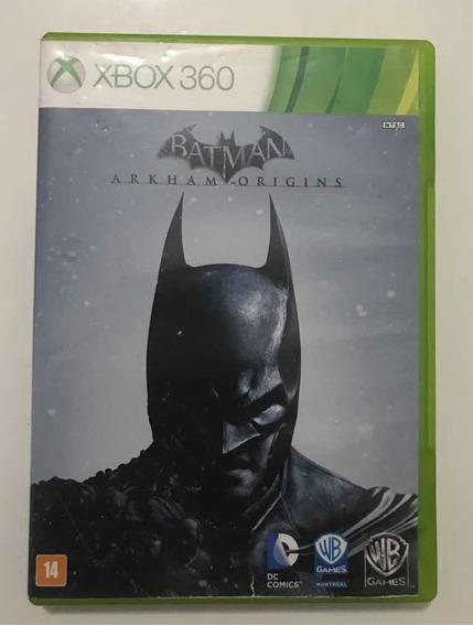 Batman Arkham Origins E Need For Speed Undercover Xbox 360