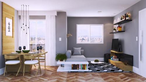 Imagem 1 de 13 de Apartamento Com 2 Dormitórios À Venda, 65 M² Por R$ 315.500,00 - Vila Galvão - Guarulhos/sp - Ap9496