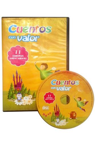 Audio-cuentos Con Valor (versión Digital)