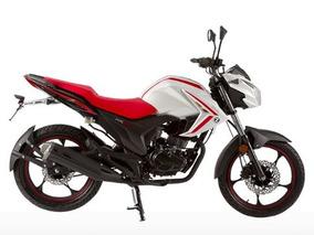 Zanella Rx 200 Next Naked 0km 2018 Blanco 999 Motos Quilmes