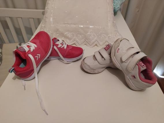 Zapatillas Niña (2 Pares)
