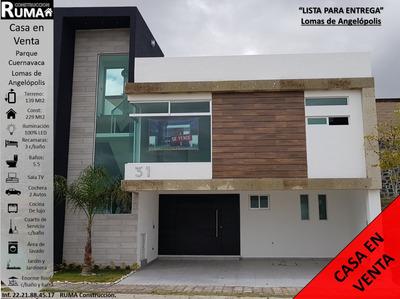 Casa En Venta En Lomas De Angelópolis, ¡¡¡trato Directo!!!