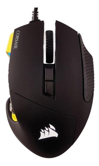 Mouse para jogo Corsair Scimitar PRO Gaming yellow