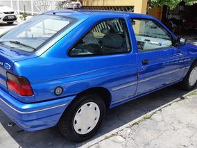 Ford Escort Gl 33 Mil Km Originais, Para Colecionador.