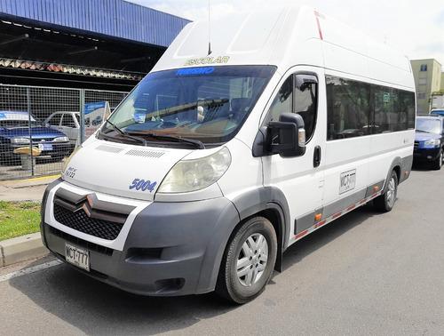 Microbus Citroen Jumper Ft40  2013