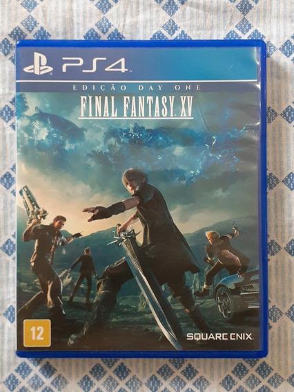 Final Fantasy 15 Edição Day One