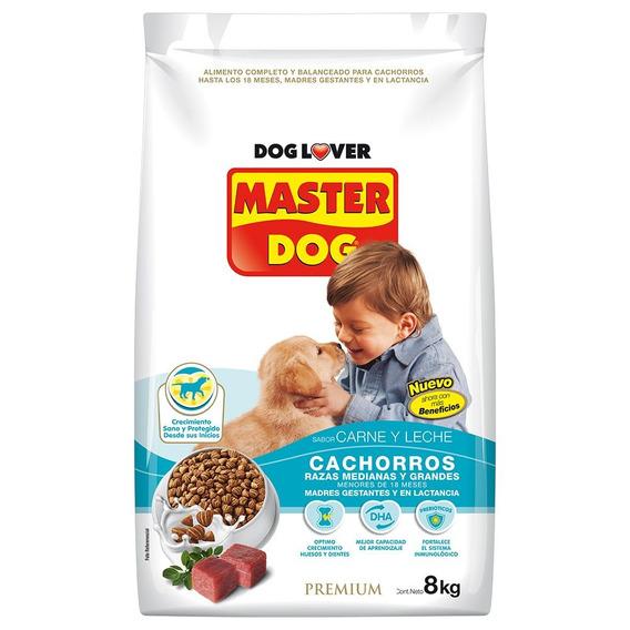 Alimento Perro Cachorro 8 Kg