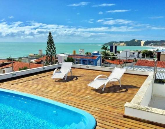 Apartamento Em Ponta Negra, Natal/rn De 82m² 2 Quartos À Venda Por R$ 550.000,00 - Ap327812