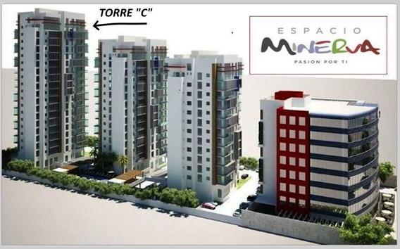 Departamento En Venta En Espacio Minerva Torre C