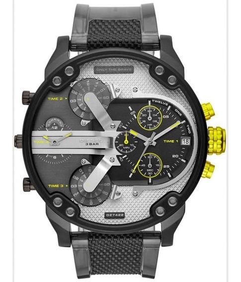 Relógio Diesel Masculino Mr Daddy Analógico Dz7422/8cn