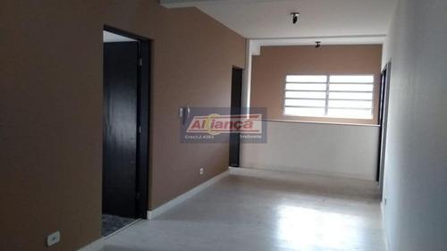 Sala Para Alugar, 115 M² - Jardim Bom Clima - Guarulhos/sp - Ai19227