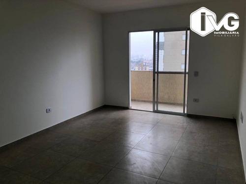 Imagem 1 de 7 de Sala À Venda, 55 M² Por R$ 1.900,00 - Vila Rosália - Guarulhos/sp - Sa0427