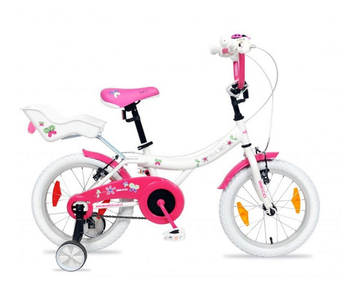 Imagen 1 de 3 de Bicicletas Niña Rodado 16  Baccio Mystic Sweet