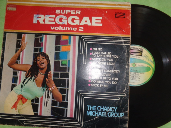 Lp Super Reggae 2 - Leia