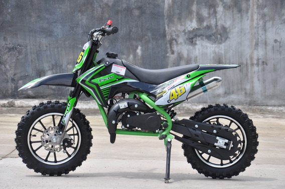 Mini Moto Cross 49cc Para Chicos Pagani