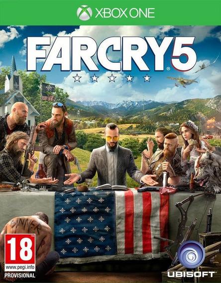 Far Cry 5 Xbox One Mídia Digital + 1 Jogo Grátis