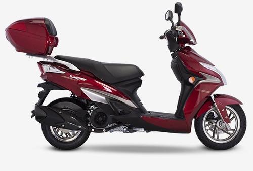 Scooter -vr 150 Fi 2022 -0km Suzuki Burgman 125