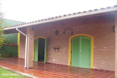 Área A Venda Em Ubatuba, Praia Da Lagoinha, 2 Dormitórios, 1 Suíte, 1 Banheiro, 4 Vagas - 670