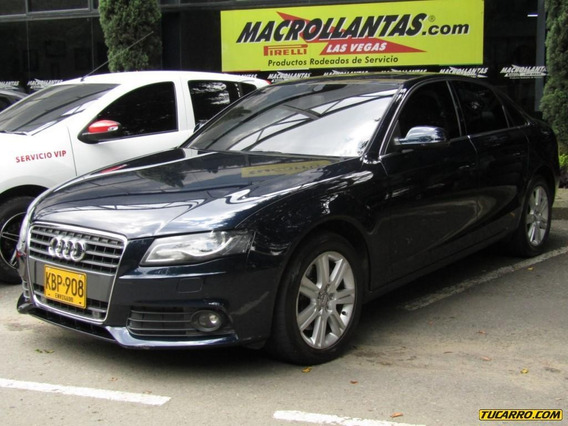 Audi A4 Luxurytfsi 2000 Cc T