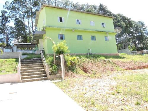 Imagem 1 de 30 de Chácara Com 5 Dormitórios À Venda, 1121 M² Por R$ 450.000 - Chácaras Copaco - Santa Isabel/sp - Ch0003